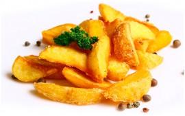 Дольки фри картофельные