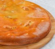 Пирог осетинский с судаком, 900 гр.