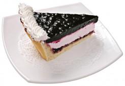 Пирог домашний чернично-голубичный