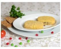 Зразы картофельные с грибами Диета