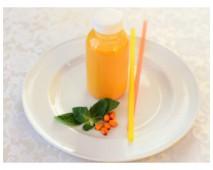 Смузи морковно-облепиховый