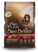 PROPLAN для взр-х собак мелких пород, с лососем и рисом