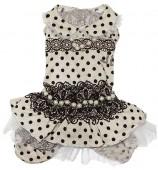 Платье-комбинезон Dress, бежевое