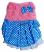 Очаровательное платье для собаки SC-056-pink