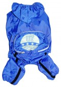 Дождевик для собаки с карманом ah2102-b
