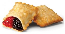 Пирожок малина-черника