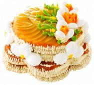 Торт Абрикосовый